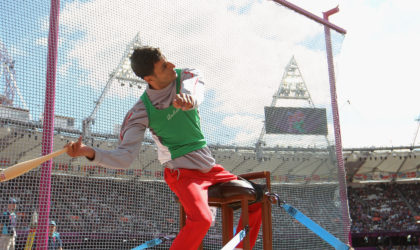 Championnats du monde d'athlétisme handisports : l'or pour Bahlaz