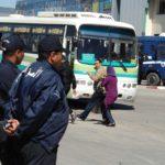 5 500 policiers seront déployés à l'intérieur et à l'extérieur du stade. New Press