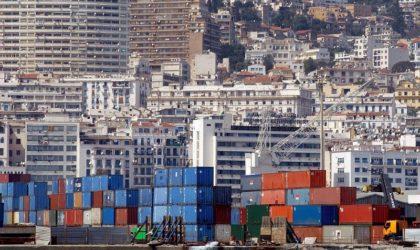 Commerce extérieur: l'Algérie réduit fortement son déficit commercial
