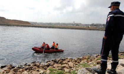 Barrage de Béni Haroun : noyade de deux jeunes