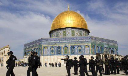 Statut d'El Qods : les Arabes solidaires avec les Palestiniens sur… papier
