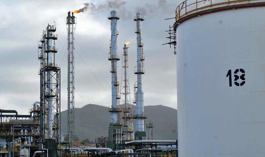 raffinerie Samsung