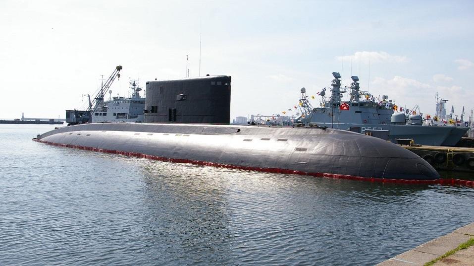 Les forces navales algériennes disposent de quatre sous-marins. D. R.