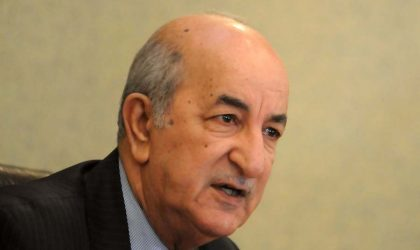 Tebboune reçoit le vice-président de la BEI