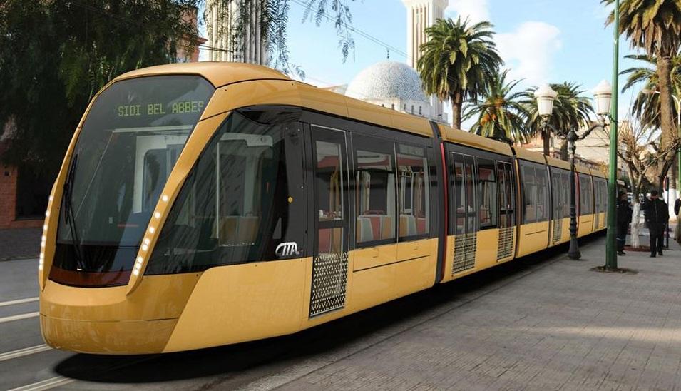 tramway, Sidi Bel-Abbès transport
