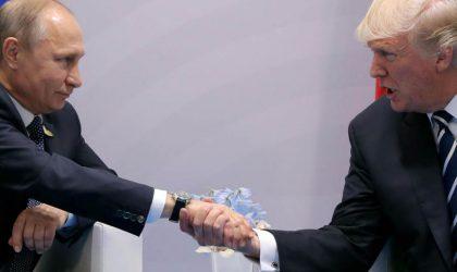 Trump annonce avoir discuté avec Poutine de la création d'une unité de sécurité informatique