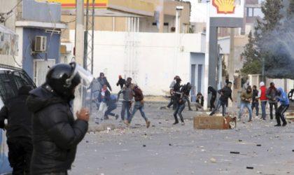 Tunisie: 2 blessés et 47 arrestations dans des heurts entre des marchands et la police