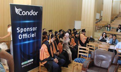 Condor Electronics participe aux «Open Days» de l'USTHB et récompense les meilleurs étudiants