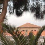 Chalet de la résidence d'Etat Sahel. D. R.