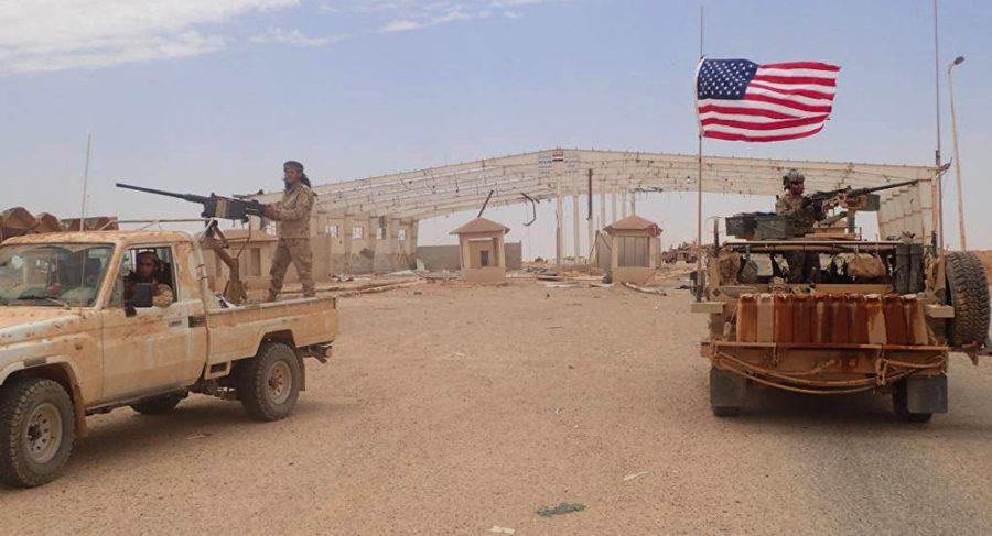 base militaire américaine
