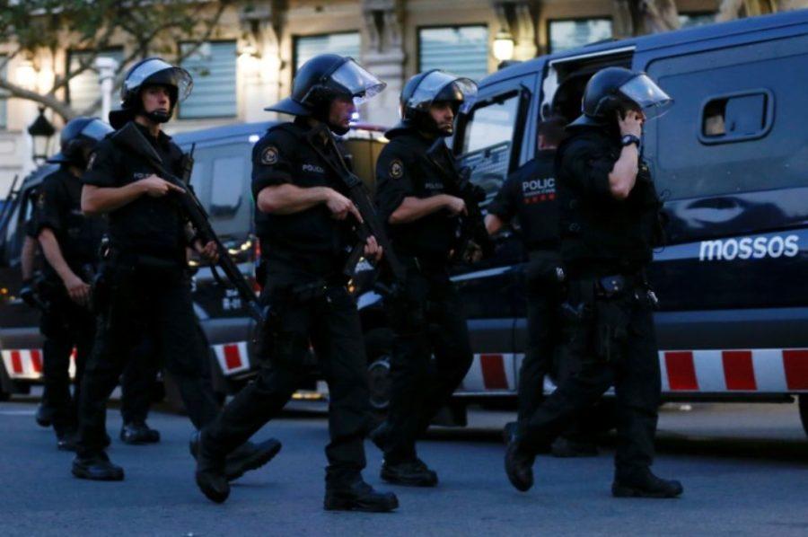 Espagne terroristes marocains