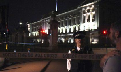 L'auteur de l'attaque terroriste près de Buckingham Palace à Londres arrêté