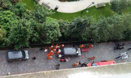 France : une voiture fonce sur des militaires, 6 blessés