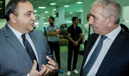 L'ambassadeur d'Egypte visite les usines de Condor Electronics