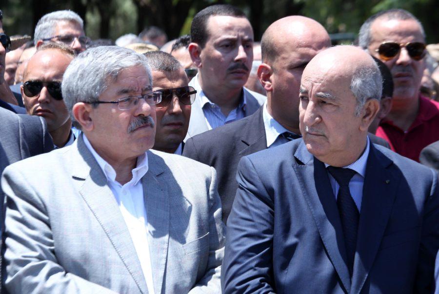 Tebboune Ouyahia