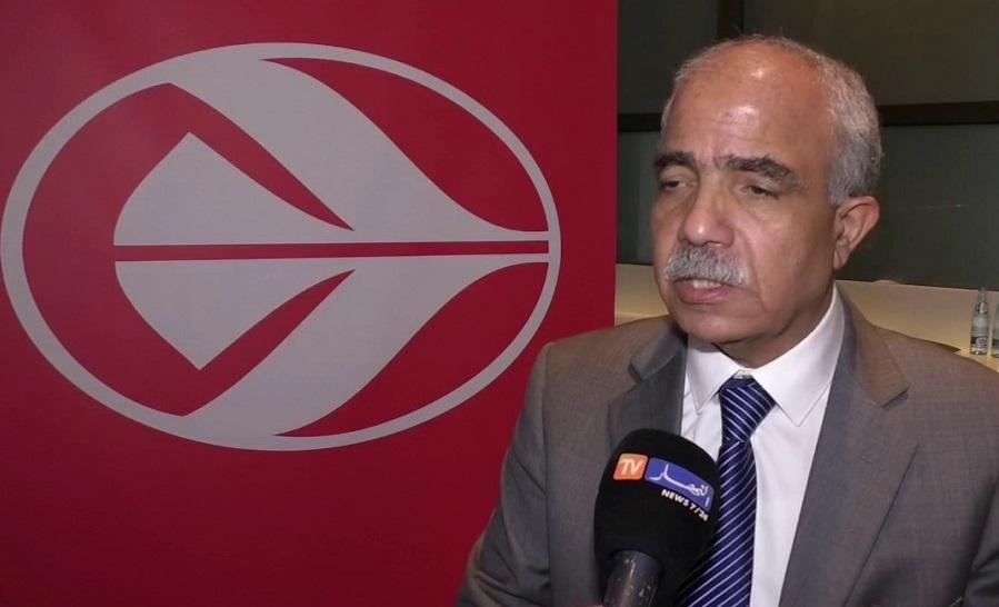 Allache Bakhouche Air Algérie