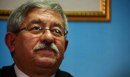 Ouyahia reçoit le ministre des Affaires étrangères congolais