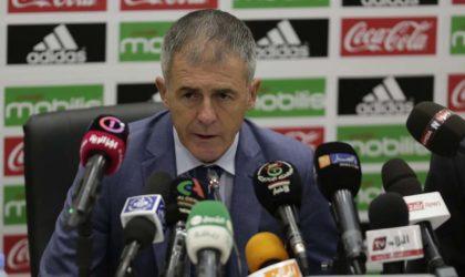Alcaraz : «Nous avons les moyens de nous imposer à Lusaka»