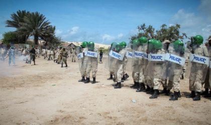 L'UA forme 1000 agents de police pour renforcer la sécurité dans le sud de la Somalie