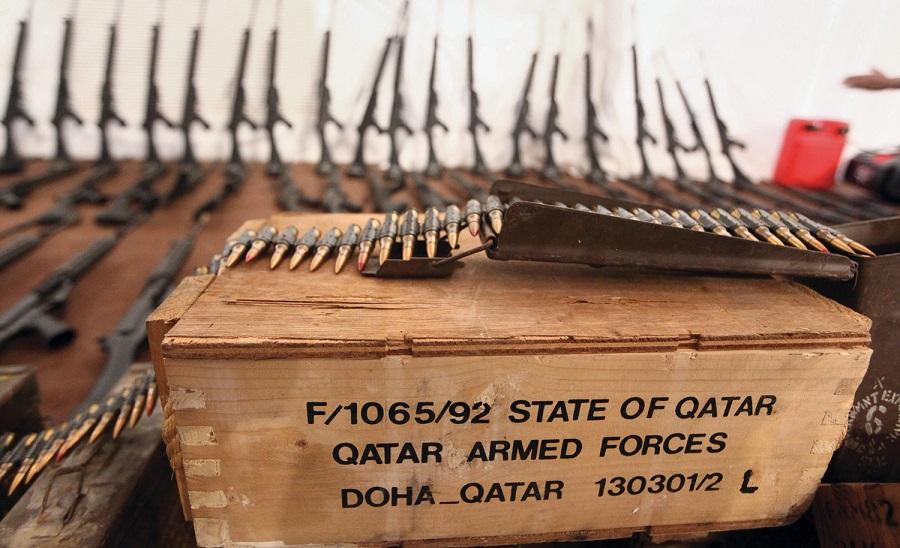 armes trafic