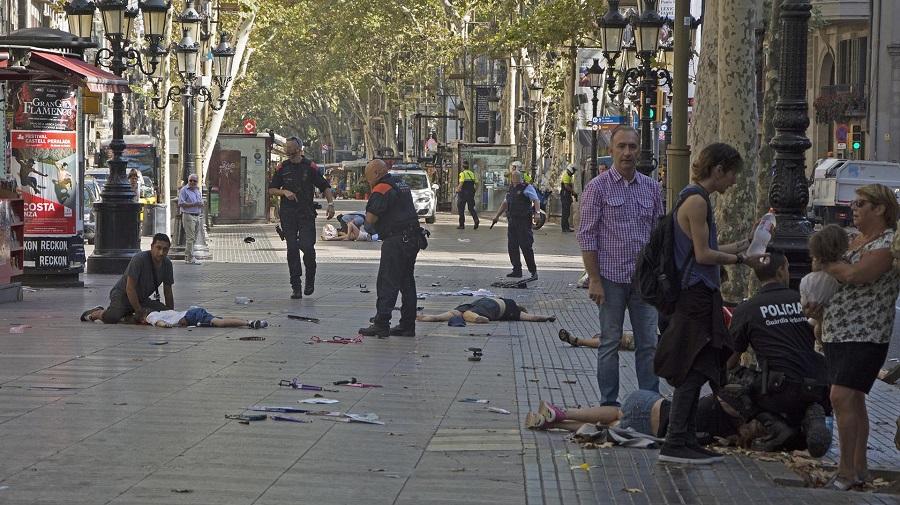 Barcelone terrorisme
