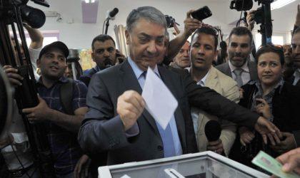 Le parti de Benflis annonce sa participation aux prochaines élections