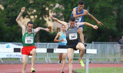 Mondiaux d'athlétisme: début satisfaisant pour les Algériens