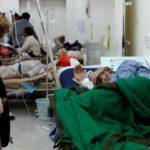 Yémen Cholera