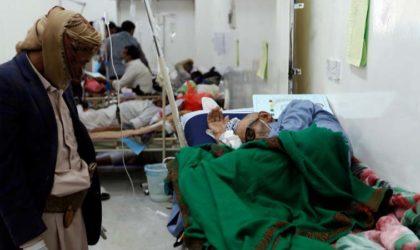 Le Yémen frappé par le choléra : le bilan s'élève à 1 890 morts