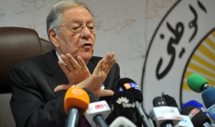 Panique au FLN: Ould-Abbès fixe un ultimatum aux candidats