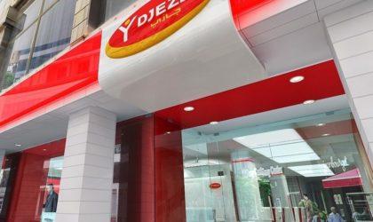 Djezzy ouvre de nouvelles boutiques à Alger et Laghouat