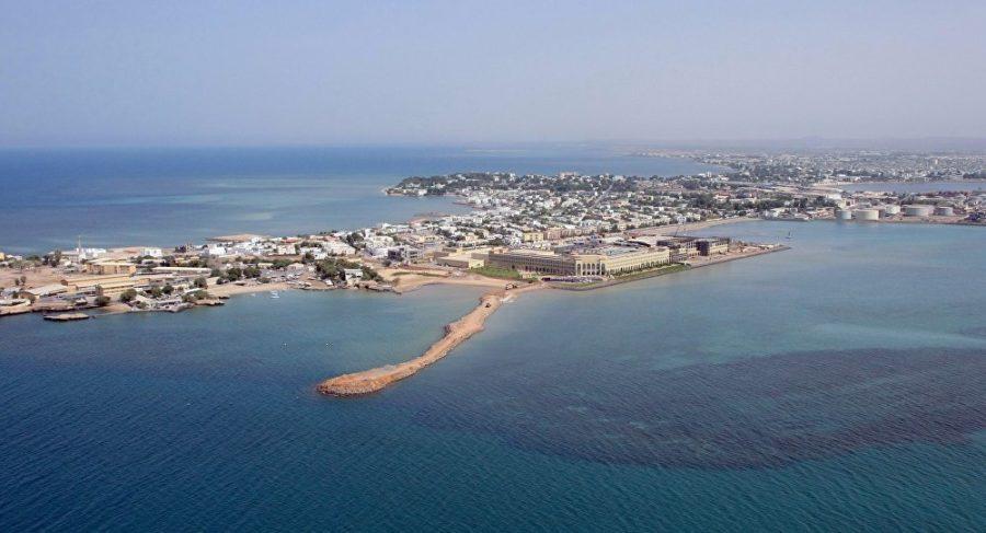 Djibouti Base militaire