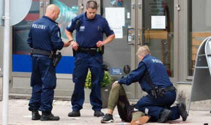 La police finlandaise confirme : l'auteur de l'attaque de Turku n'est pas algérien