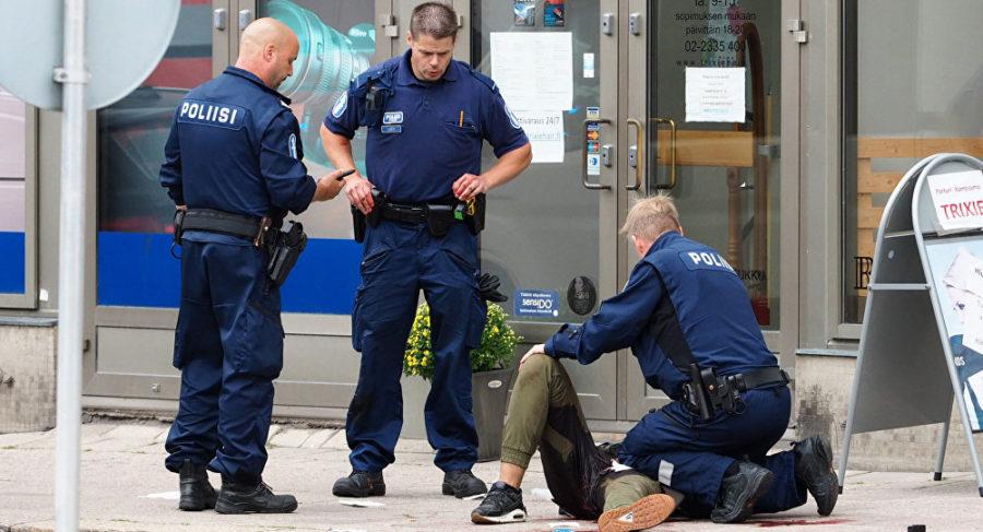 Finlande terroriste marocain