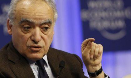 Ghassan Salamé: «L'incertitude plane sur la Libye»