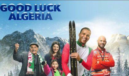 Good Luck Algeria au Festival de Khouribga au Maroc
