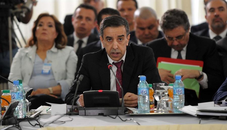 Ali Haddad, FCE, tripartite