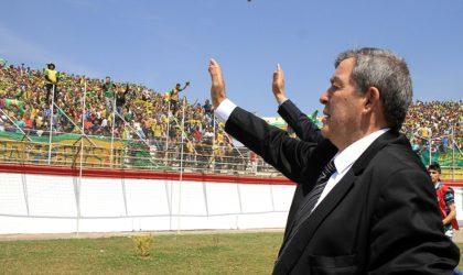 JS Kabylie : retrait de confiance au président Hannachi