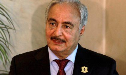 Le maréchal Haftar lâche ses officiers pour plaire à la CPI