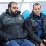 Kheïreddine Madoui (à gauche)