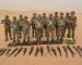 Une importante quantité d'armes et de munitions découverte dans une cache à Bordj Badji Mokhtar