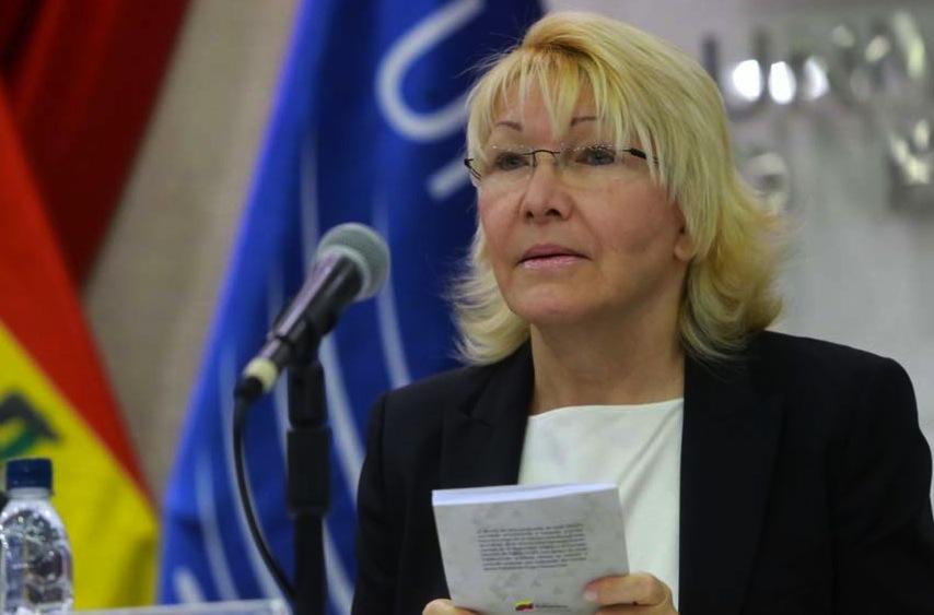 Luisa Ortega Diaz Venezuela