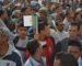 Manifestation de citoyens après les événements de Tinzaouatine