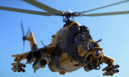 Fondation Rand : «L'armée algérienne a besoin de 1 000 hélicoptères de combat»