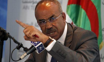 Immigration clandestine: l'Algérie prendra toutes les mesures légales pour préserver sa sécurité
