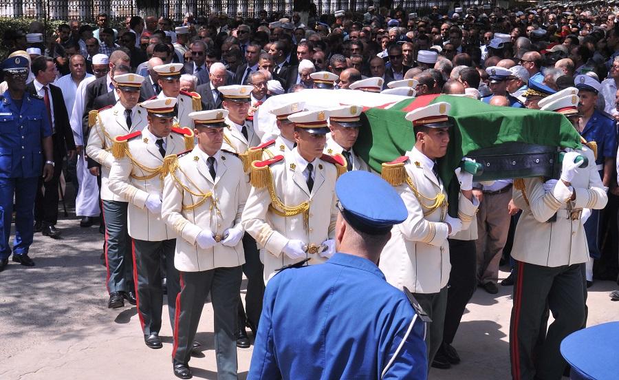 Malek enterrement