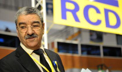 Une conférence de Saïd Sadi à Béjaïa soumise à une autorisation de la wilaya