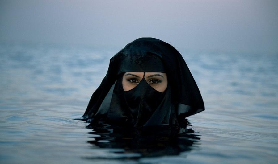 Arabie, maillot de bain