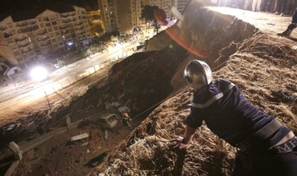 Glissement de terrain à Sidi Yahia: le P/APC accuse un promoteur