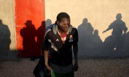 Oxfam dénonce le traitement moyenâgeux réservé aux migrants en Libye